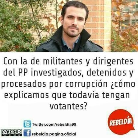Garzón defiende una candidatura respaldada por Iglesias, Beiras, Colau y Carmena | La R-Evolución de ARMAK | Scoop.it