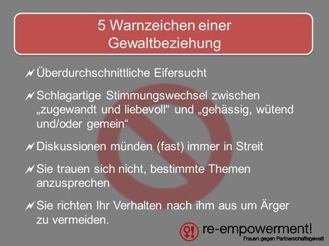 5 Signs You're In an Emotionally Abusive Relationship | Presseschau gegen Partnerschaftsgewalt | Scoop.it