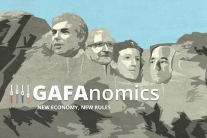 10 points à retenir de l'étude Fabernovel sur les GAFA   Clemi - GAFA & Consorts   Scoop.it