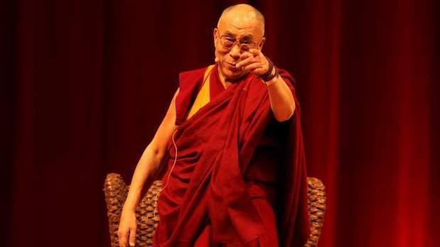 Dalai Lama calls for 'secular ethics'