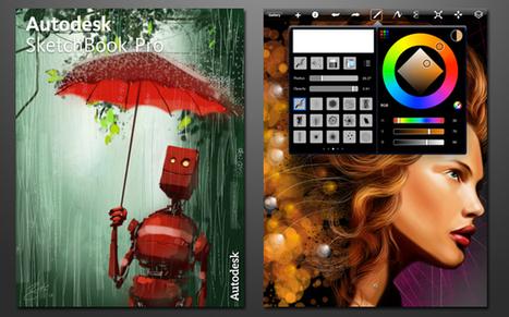 Aplicaciones iPad imprescindibles para diseñadores   CAU   Scoop.it
