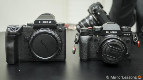 Fujifilm GFX Medium Format Mirrorless – Hands-On and First Impressions - MirrorLessons - The Best Mirrorless Camera Reviews | Fuji X | almaphotografica | Scoop.it