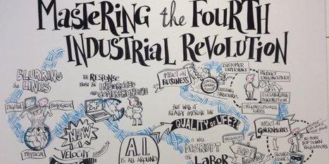 Davos : la quatrième révolution industrielle, vraiment ? | Articles recommandés par Hervé Chuzeville | Scoop.it
