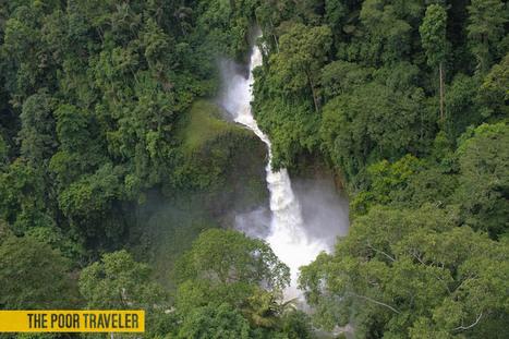Seven Falls Zipline: 60-Second Bliss in Lake Sebu, South Cotabato, Philippines   Philippine Travel   Scoop.it