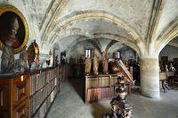 Le Blog de Rouen, photo et vidéo: Une salle basse - bibliothèque - Archevêché de Rouen | MaisonNet | Scoop.it