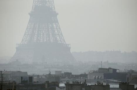Pic de pollution: la mairie de Paris veut des mesures relatives à la circulation | Planete DDurable | Scoop.it