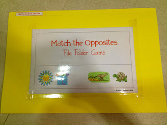 Princess and the Rock: File Folder Games | Homeschooling curriculum | Scoop.it
