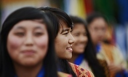 Unhappy? Welcome to Bhutan – the nation of 90% joy | Tim Dowling | Maps & miscellaneous | Scoop.it