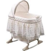 White Baby Bassinets | Bedroom Design Ideas | Scoop.it