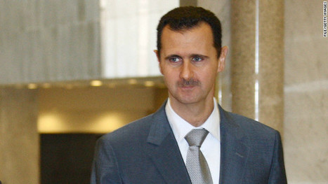 Syrian President al-Assad slams Britain in newspaper interview | Coveting Freedom | Scoop.it