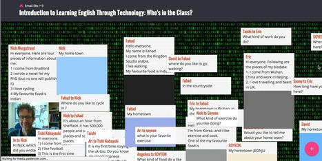 Integrating tech for the new term: getting to know students | TELT | Scoop.it