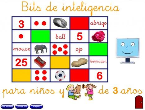 Bits de Inteligencia. Por Marta Peris « Recursos para Educación Infantil   Estimulación Temprana- Método Doman   Scoop.it
