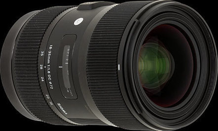 Sigma 18-35mm F1.8 DC HSM Review: Digital Photography Review | Photo, Video & Printing Solutions | Scoop.it
