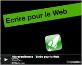 Apprendre à écrire pour le web en 10 minutes | Outils en ligne pour bibliothécaires | Scoop.it