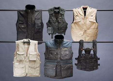Photographer's Jackets: Comfortable & Convenient | Digital Camera World | Scoop.it