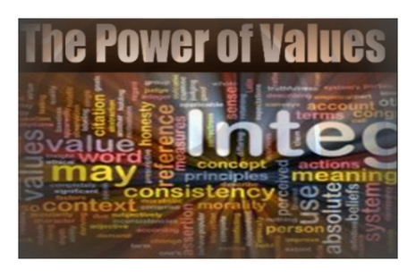 The Power of Values by Edward Colozzi | Values Based Leadership | Scoop.it