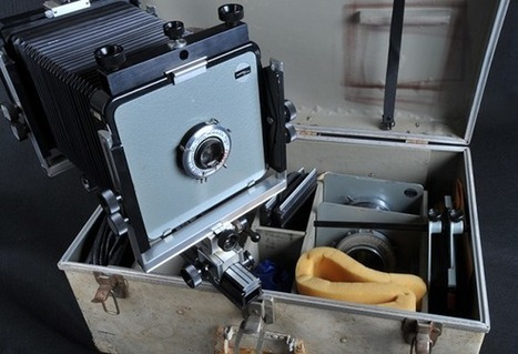"""Own a piece of photographic history: Ansel Adams' 4x5"""" view camera to be auctioned off 