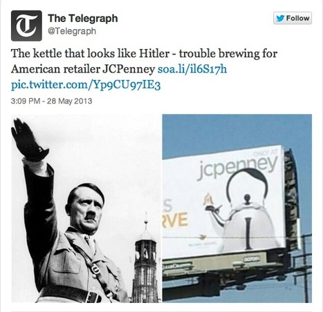 "JC Penney ""Hitler"" Tea Kettle Causes Social Media Uproar... 