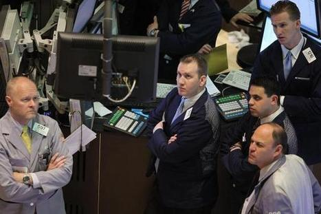 US stocks slammed; Dow falls 300-plus points in worst week since 2011   Government Current Events   Scoop.it