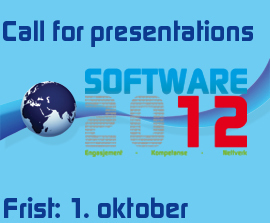 Software2012 - 7.-9. februar 2012: Call for Presentations - Den Norske Dataforening | Sosial Kalender | Scoop.it