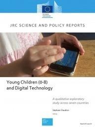 [à suivre] Premiers résultats d'une étude pilote sur les jeunes enfants (0-8 ans) et les technologies numériques en Europe | Le numérique jeunesse | Must Read articles: Apps and eBooks for kids | Scoop.it