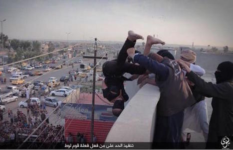ISIS throw 4 more gay men to their deaths - Gay Star News | Gender and Crime | Scoop.it