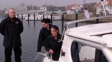 Far-right 'pirates' go refugee hunting on Danish-Swedish border (VIDEO) | Saif al Islam | Scoop.it