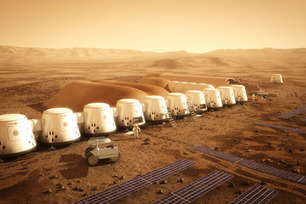 One-Way Mars Trip: Aspiring Martian Colonists Land In Washington | The NewSpace Daily | Scoop.it