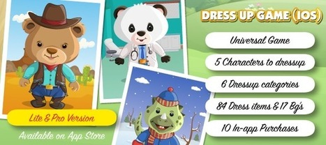 Buy Dress Up Game for Kids & Adults Full Games For iOS | Chupamobile.com | ios source code | Scoop.it