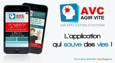Lancement de l'application iPhoneAVC | Health around the clock | Scoop.it