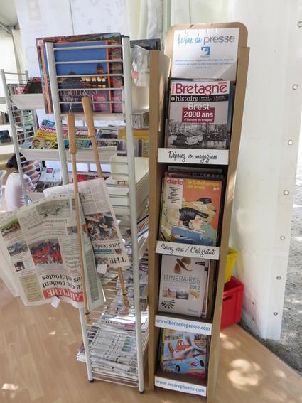 Troc de presse à la bibliothèque de Toulouse | Des livres, des bibliothèques, des librairies... | Scoop.it
