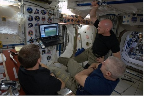 Astronauts Watch World Cup in Space | Astronomy News | Scoop.it