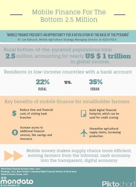 The Last Frontier Of Mobile Money: Reaching The Rural Poor | Roaming Industry News | Scoop.it