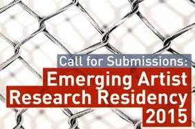 Call for Submissions, Emerging Artist Research Residency, U of Windsor, Deadline: Jan 15 - Art Rubicon