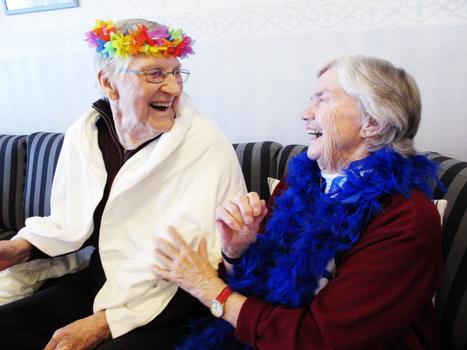 Revyn hjälpte äldre att minnas | Folkbildning på nätet | Scoop.it