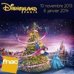 Pack famille de Noel 2013 Disneyland Paris   Economiser au quotidien et recevoir des cadeaux gratuitement   Scoop.it