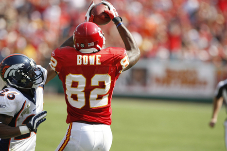 Kansas City Chiefs Dwayne Bowe Agrees To 5 Year Extension | Trevord8 | Scoop.it