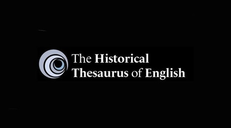 New web resource detailing 1,000 years of the English language launched | Archaeology News | Scoop.it