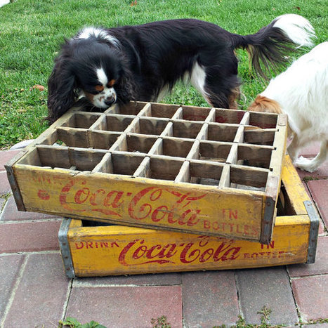 Coke Collectibles and Coca Cola Antiques | The Online Yard Sale | Scoop.it