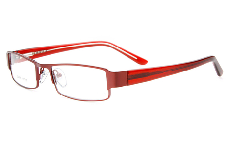 S.Red OD608 Full Rim Rectangle Glasse | anninobi | Scoop.it