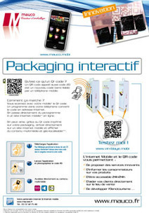 Qr code et Packaging du Vin - Le cas Mauco   Le smartphone au service du vin   Scoop.it