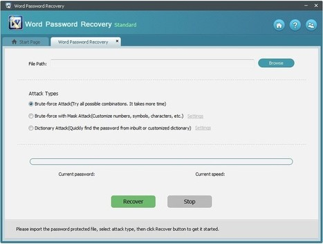 How to Recover Microsoft Word 2008 Password on Mac | Password Recovery | Scoop.it