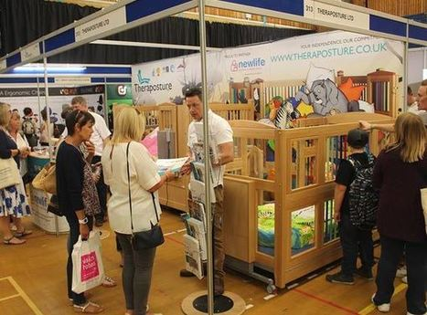 Healthcare professionals, families and disabled children to  discover 'future proof' Mascot Mk2 care cot at Kidz North | Disability and Mobility | Scoop.it