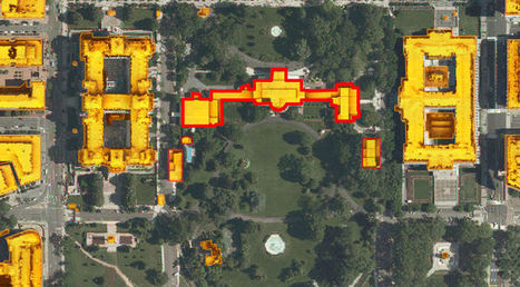 New Interactive Map Estimates Solar Potential For D.C. Buildings | KEEPING.TRACK | Scoop.it