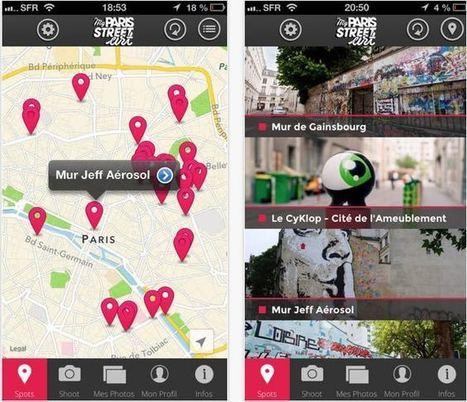 Paris Street Art. Le meilleur du graffiti et du street art parisien | Ecriture mmim | Scoop.it