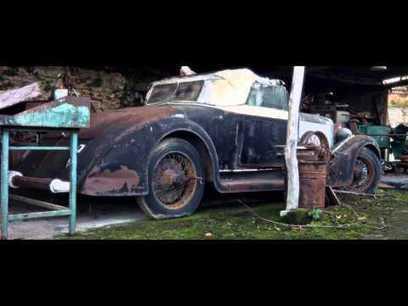 La vidéo de l'incroyable collection de voitures anciennes d'Echiré   Technique Histoire Enjeux contemporains   Scoop.it