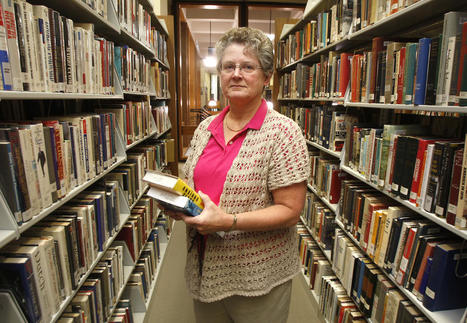 Longtime RCTC librarian has been there through it all - Post-Bulletin | Professional development of Librarians | Scoop.it