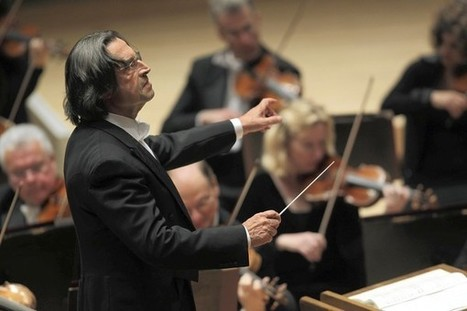 Muti throws CSO muscle behind neglected masterpiece - Chicago Tribune | arts | Scoop.it