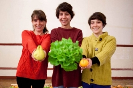 Fruta Feia : les belles personnes mangent des fruits moches   Efficycle   Scoop.it