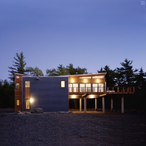 10 MODULAR Homes ...Absolutely Prefabulous   The Architecture of the City   Scoop.it